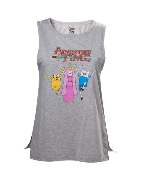 Adventure Time - Logo core group women's top
