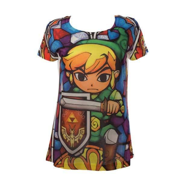 Zelda Sublimination T-Shirt