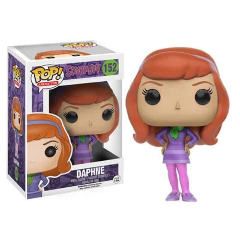 Funko POP! - Scooby-Doo Daphne Vinyl Figure 10cm