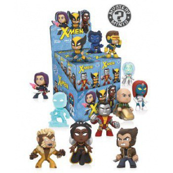 Funko - Mystery Minis X-Men - Blind Box Limited