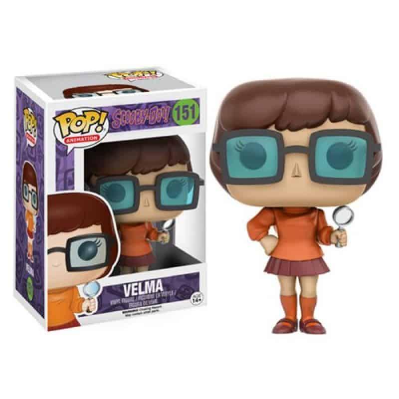 Funko POP! - Scooby-Doo Velma Vinyl Figure 10cm