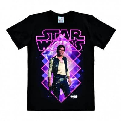 Star Wars Han Solo Girls T-shirt