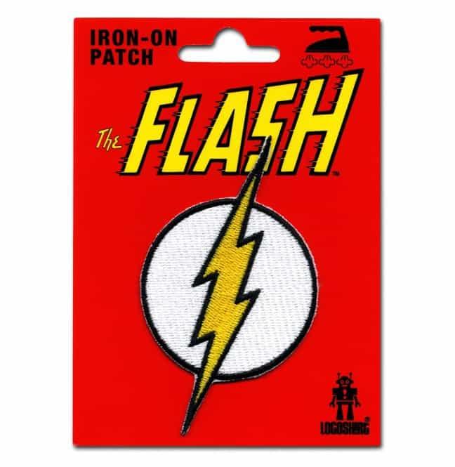DC - Flash logo Patch