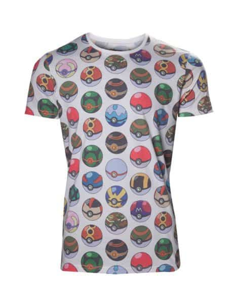 Pokémon Pokéball T-shirt
