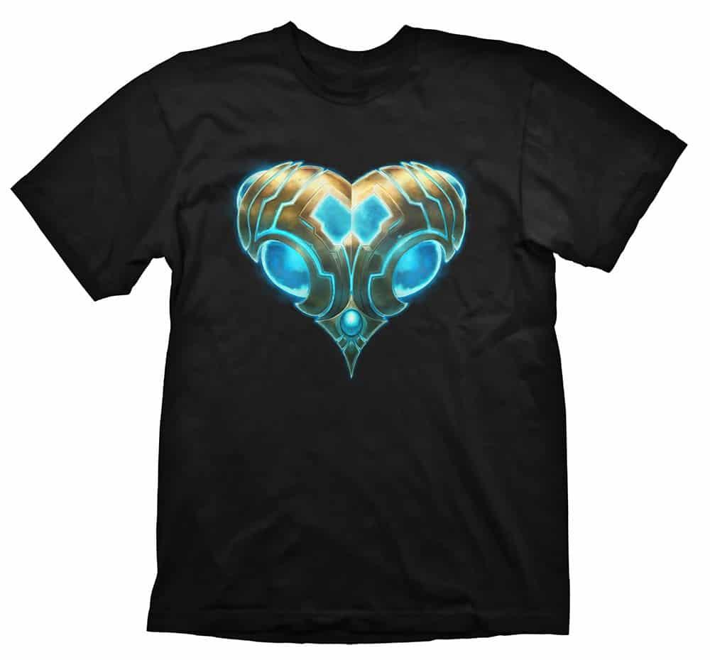 Starcraft II T-Shirt - Protoss Heart
