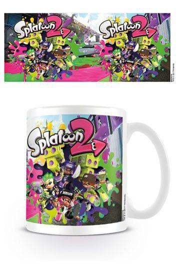 Splatoon 2 Mug Team Splatoon