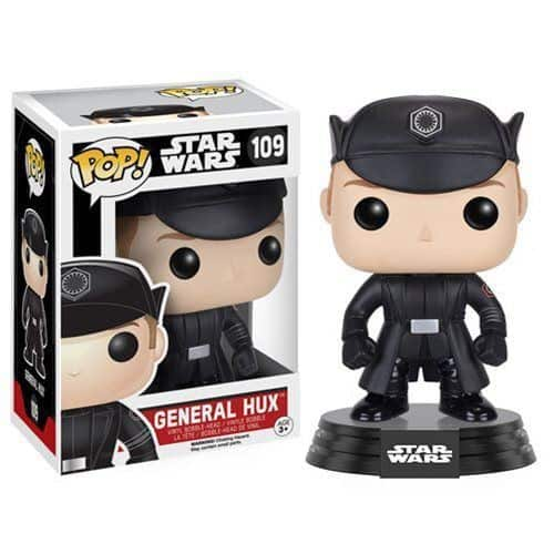Funko POP! SW VII - General Hux Bobble Head 10cm