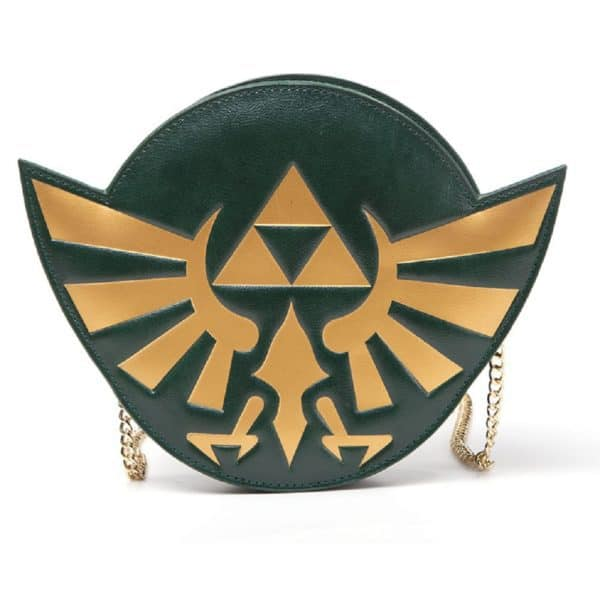 Zelda - Hyrule Crest Chain Ladies Purse