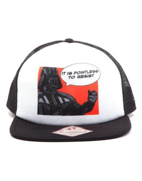Star Wars - It Is Pointless to Resist Snapback
