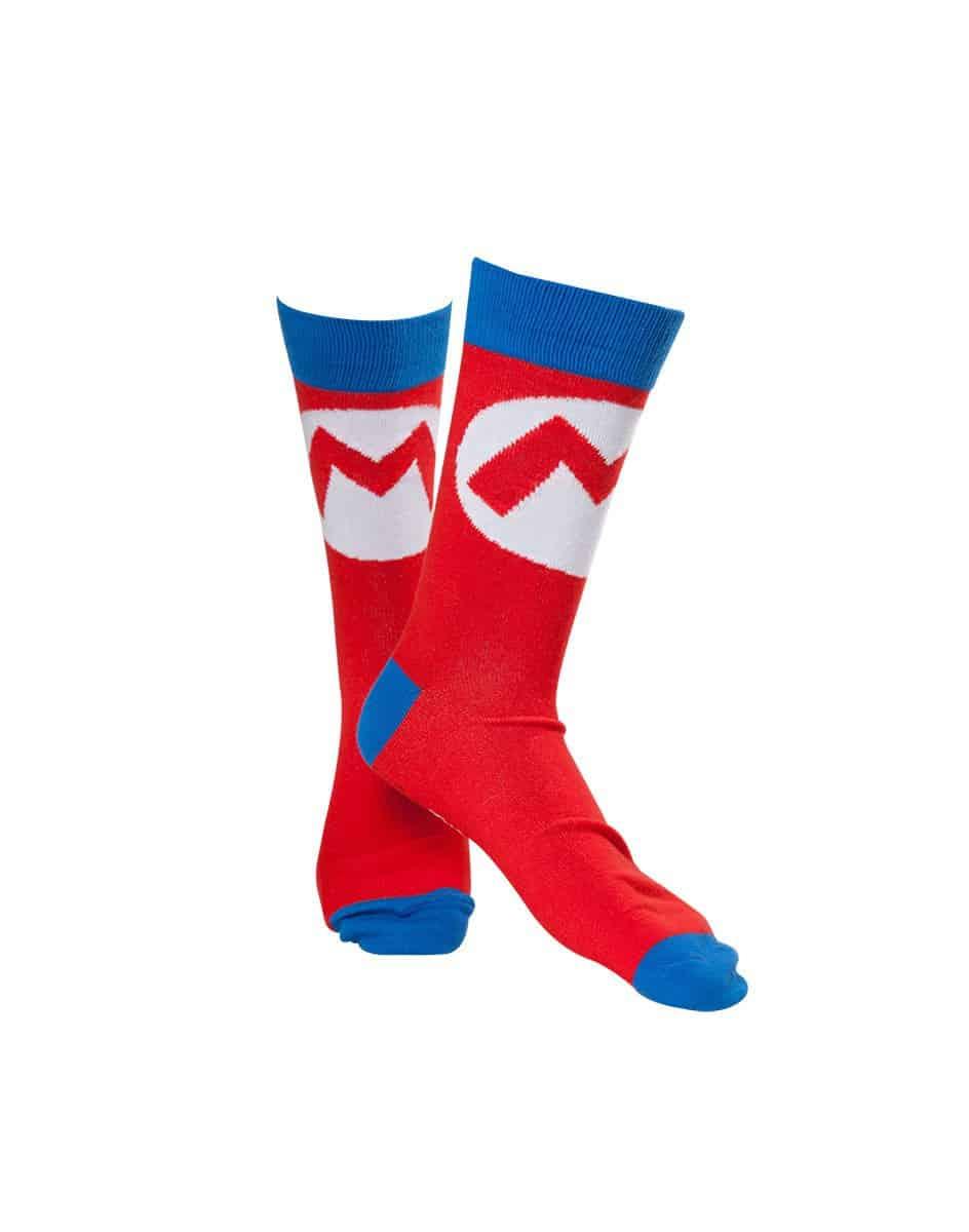 Nintendo - Mario Mark Socks