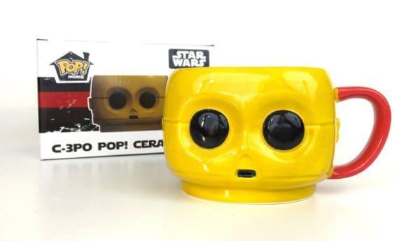 Star Wars POP! Homewares Mug C-3PO