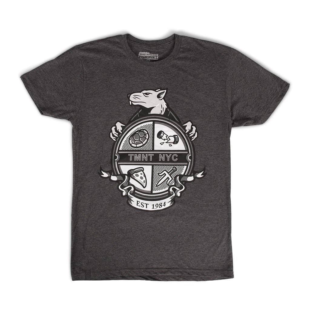 TMNT Crest T-shirt - Women
