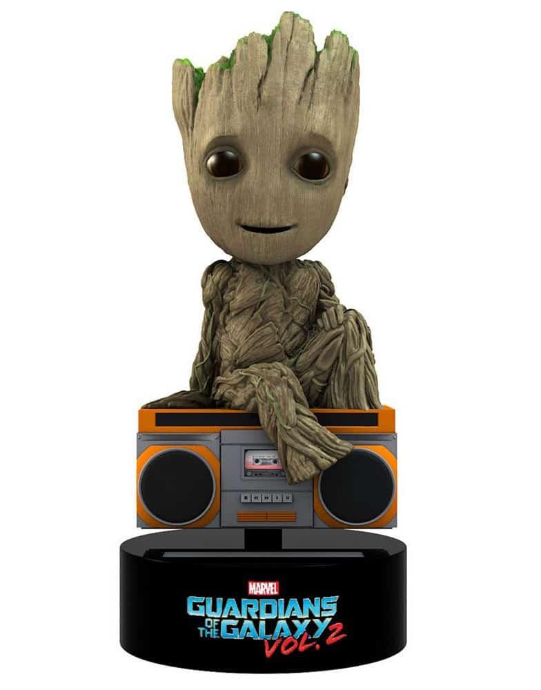 Guardians of the Galaxy Vol. 2 Body Knocker Bobble-Figure Groot 15 cm