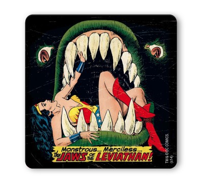 DC - Wonder Woman - Jaws Coaster