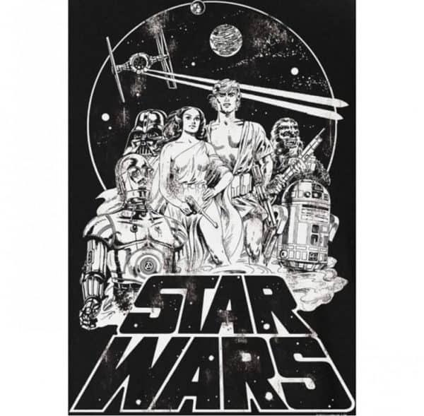 Star Wars Classic T-Shirt Easyfit