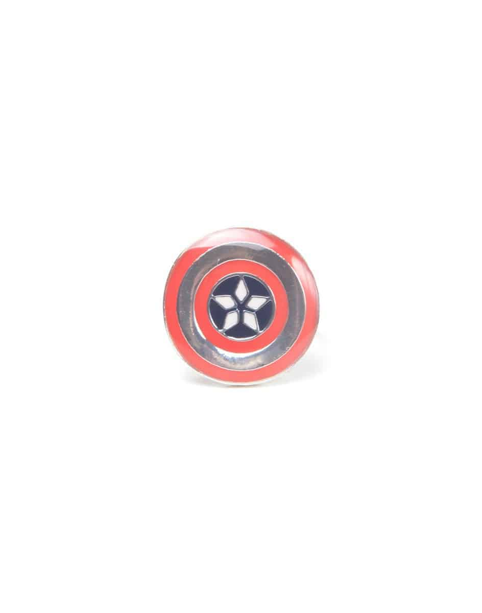 Captain America - Civil War Shield Ring