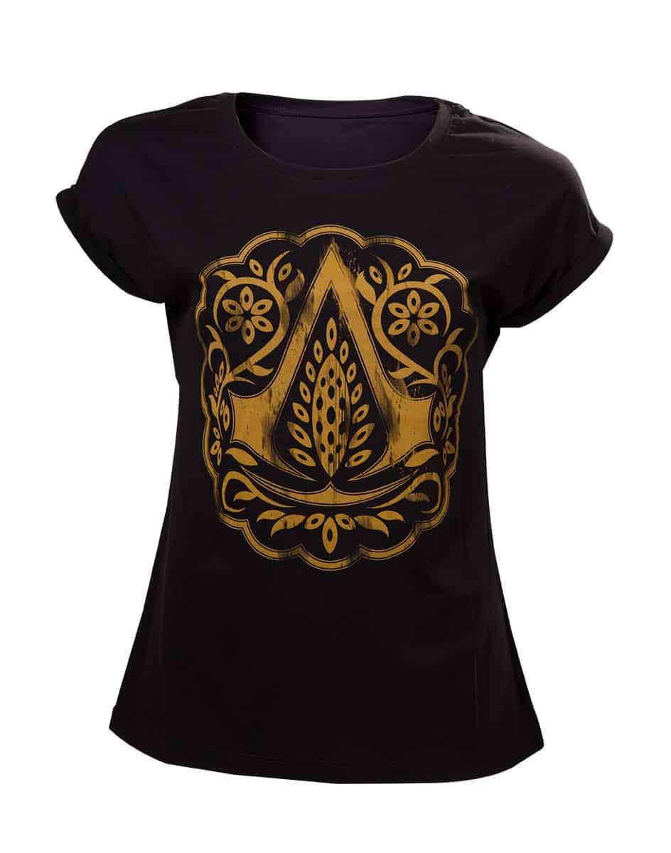 Assassins Creed Movie Logo T-Shirt