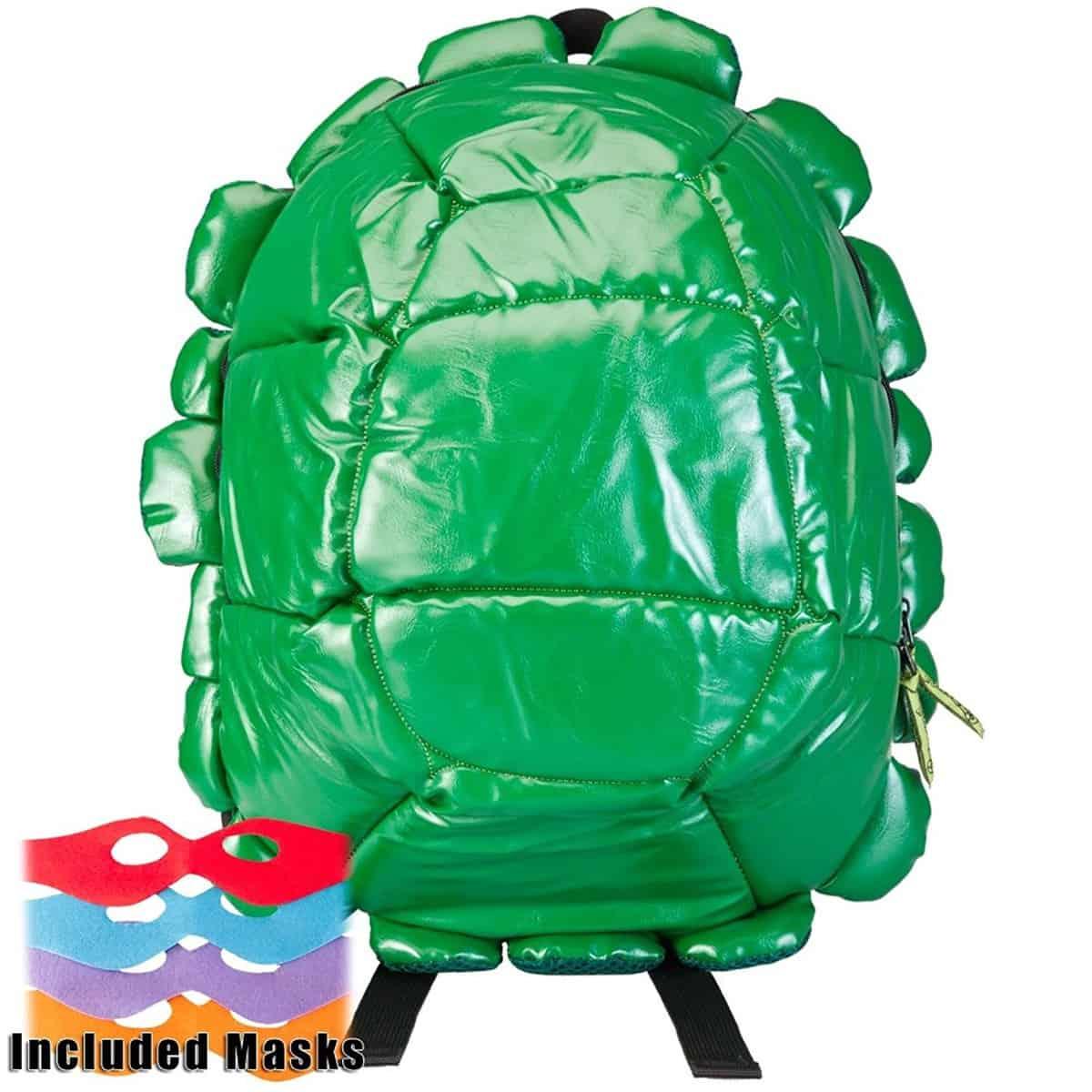 Teenage Mutant Ninja Turtles: Turtle Shield Back Pack with Mask