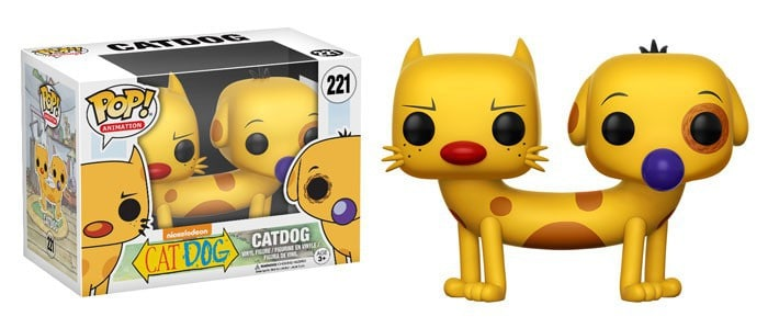 Funko POP! TV: Nickelodeon 90'S TV Catdog