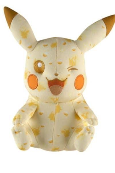 Pokémon Plush Figure 20th Anniversary Special Pikachu Wink 25 cm
