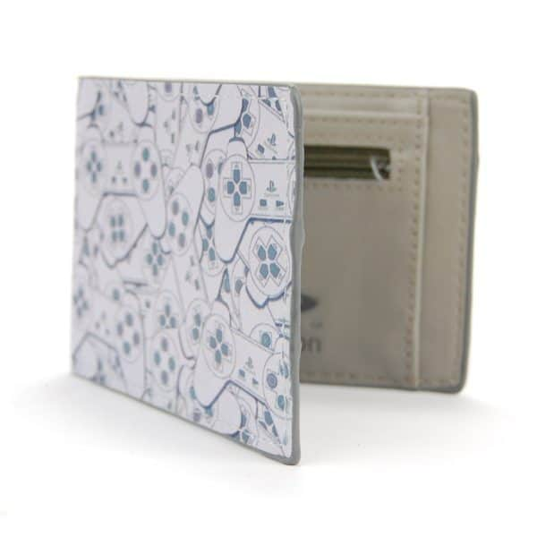 PlayStation - Controller Bifold Wallet, All Over Printed