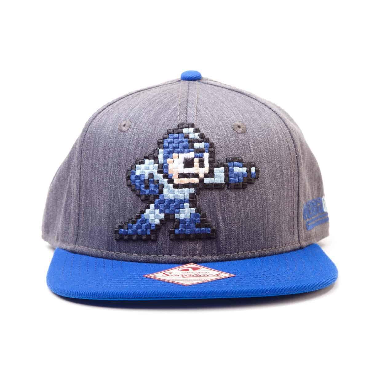 Megaman - Pixel Snapback