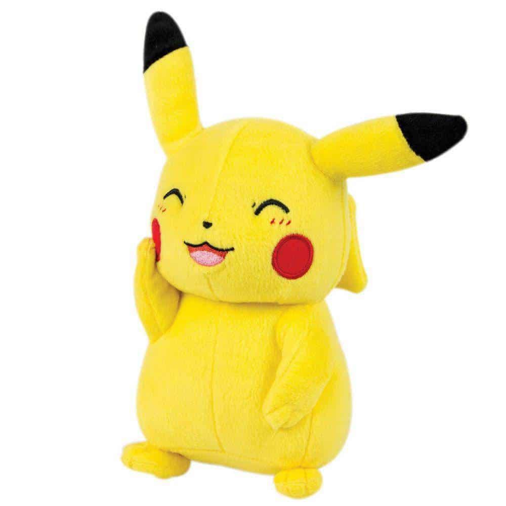 Pokémon Plush Figure Pikachu (smiling) 20 cm