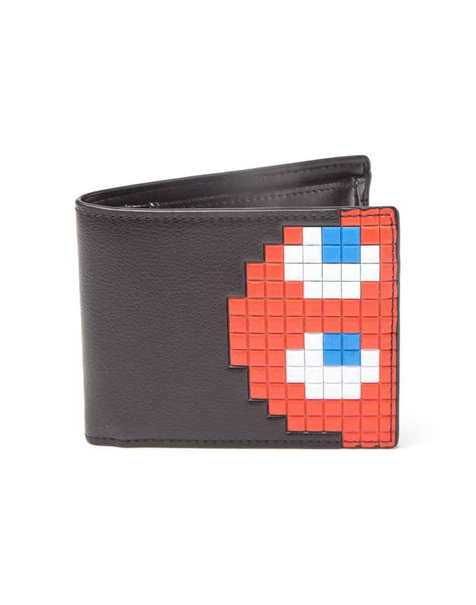 Pac-Man - Blinky Bifold Wallet