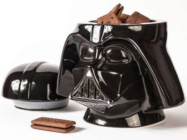 Star Wars Cookie Jar Darth Vader 3D