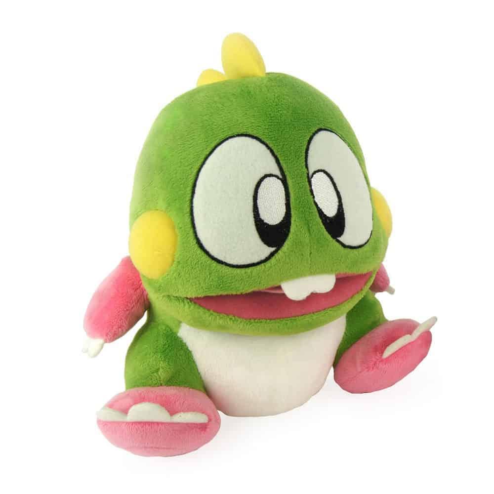 "Bubble Bobble - ""Bub"" Green Plush (22cm)"