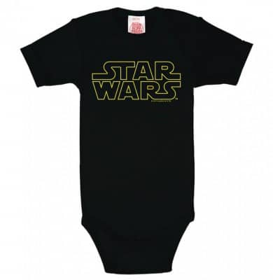 Star Wars - Logo Baby Body