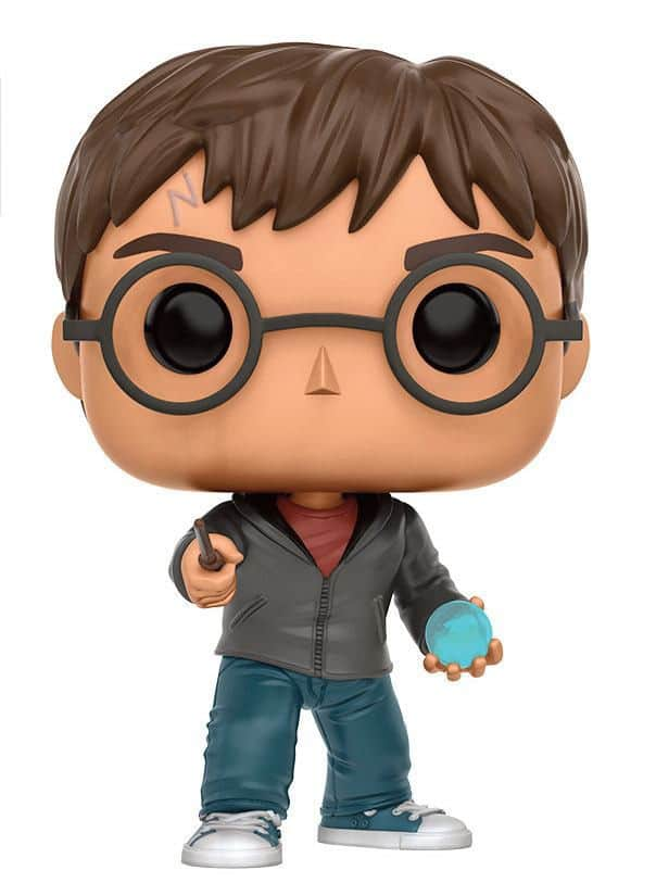 Funko POP! Movies Vinyl Figure Harry Potter: Harry With Prophecy 9 cm