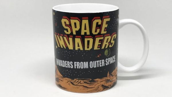 Space Invaders From Outer Space Mug