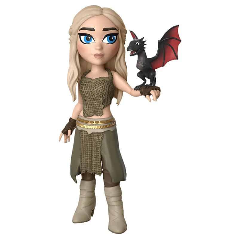Game of Thrones Rock Candy Vinyl Figure Daenerys Targaryen 13 cm
