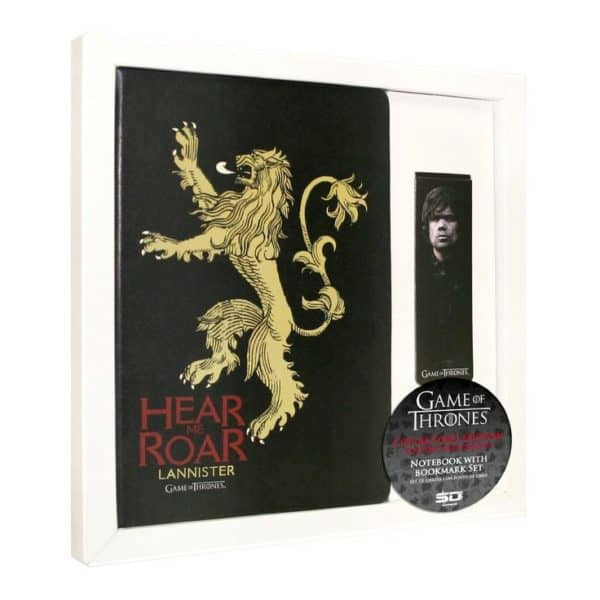 Game Of Thrones: Lannister Gift Set