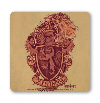 Harry Potter - Gryffindor Lion Coaster