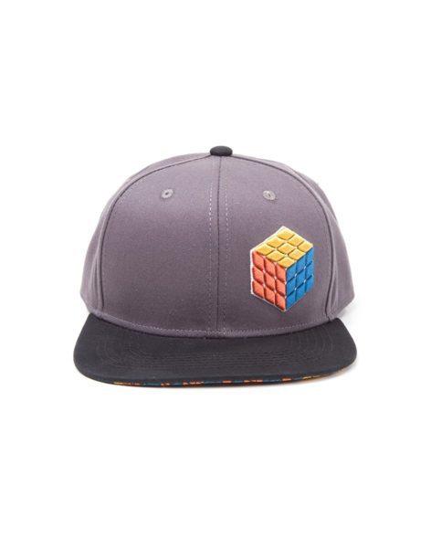 Rubik's Cube – 3D Logo Snapback