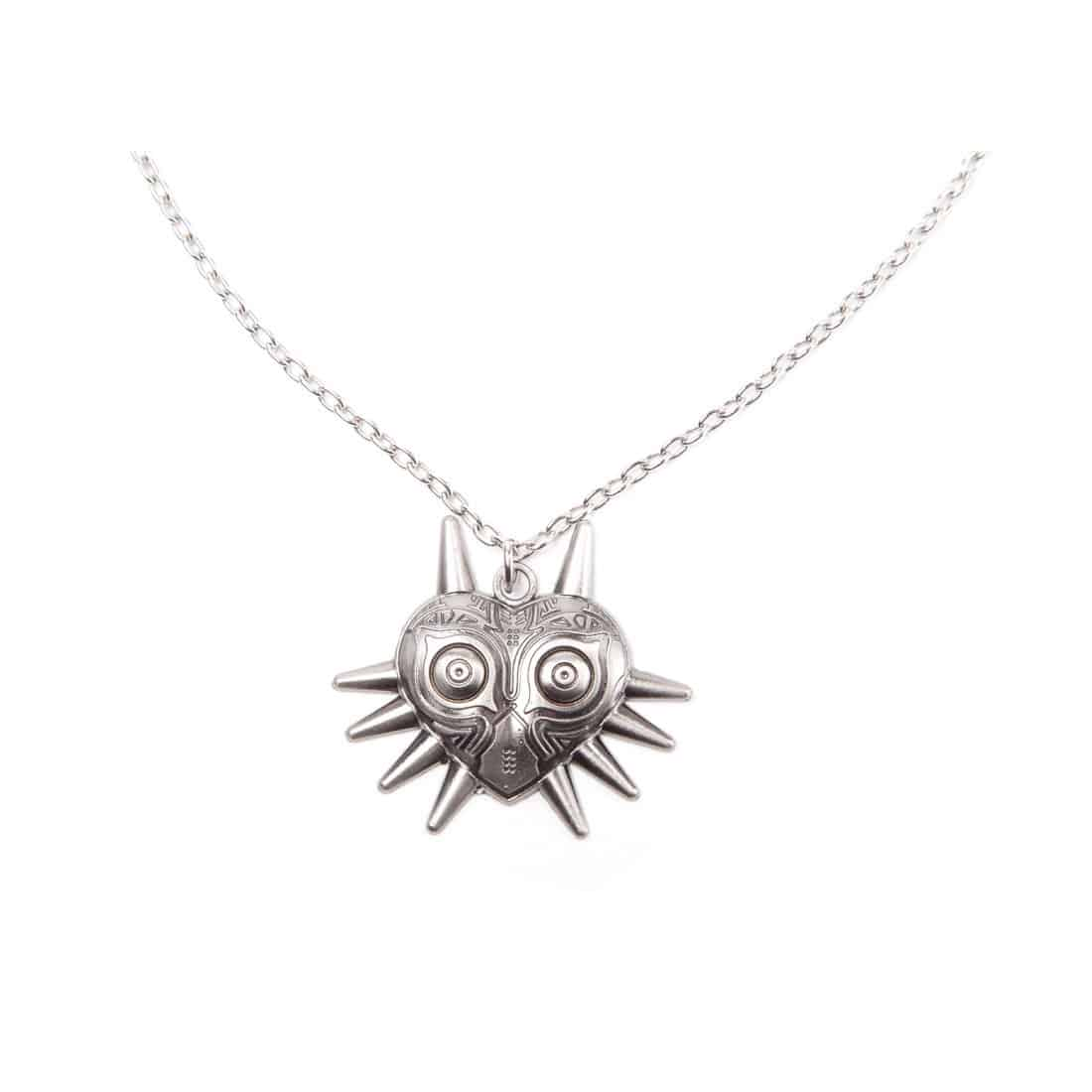 Zelda - Majora's Mask Silver Necklace
