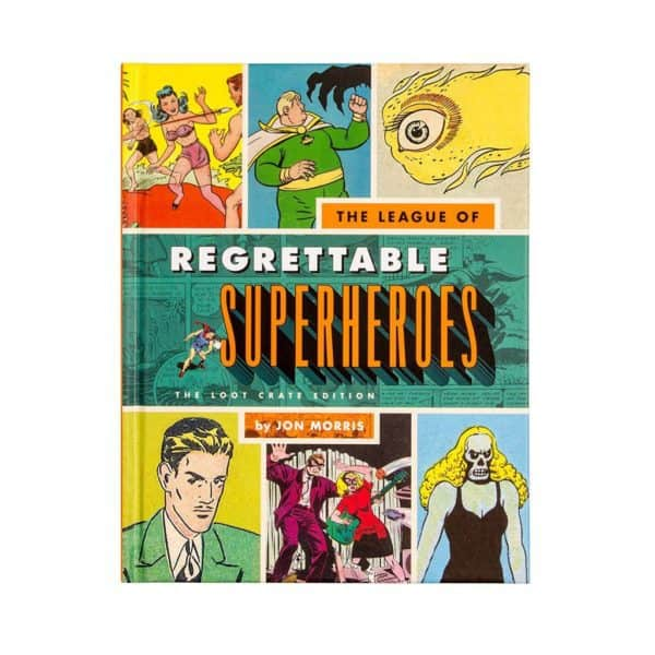 Regrettable Superheroes Hardcover