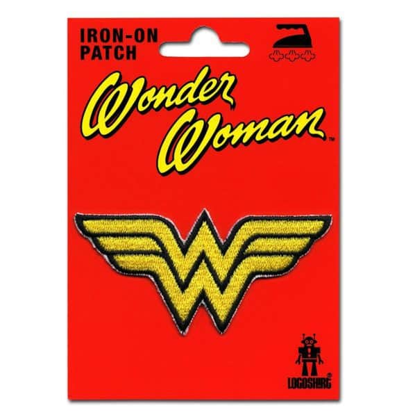 SC - Wonder Woman Logo Patch