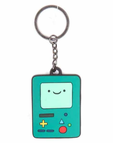 Adventure Time –  BMO Rubber Keychain