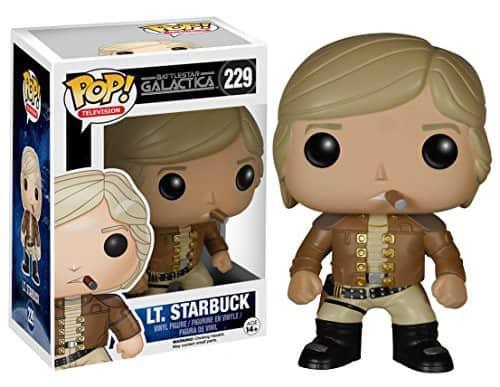 Funko POP! TV - Battlestar Galactica Lt. Starbuck Vinyl Figure 10cm