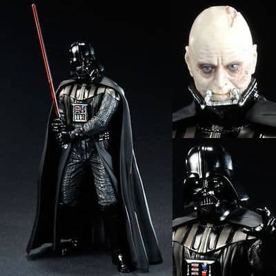 SW ARTFX+ Series Darth Vader Return of Anakin Skywalker Statue 20cm
