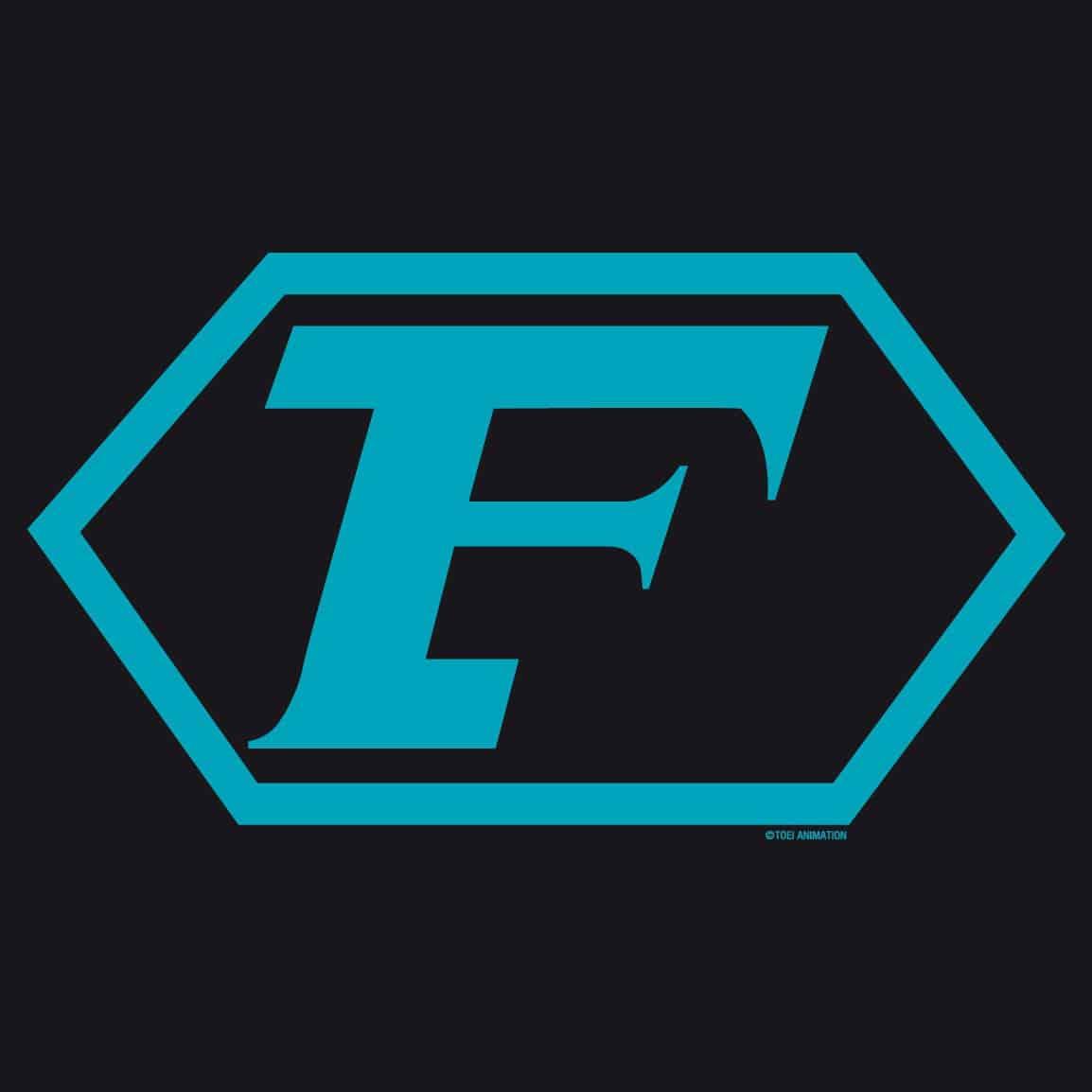 Captain Future Logo - T-Shirt Easy Fit