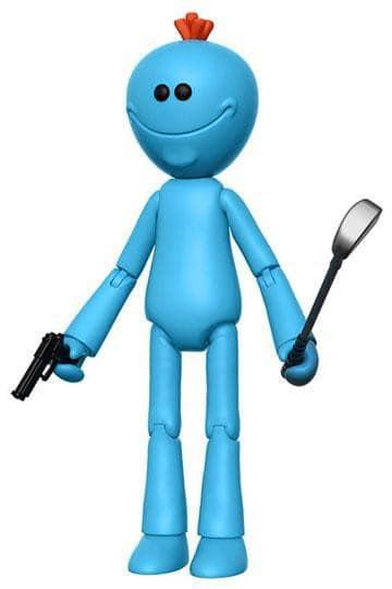 Rick Amp Morty Action Figure 13 Cm Mr Meeseeks