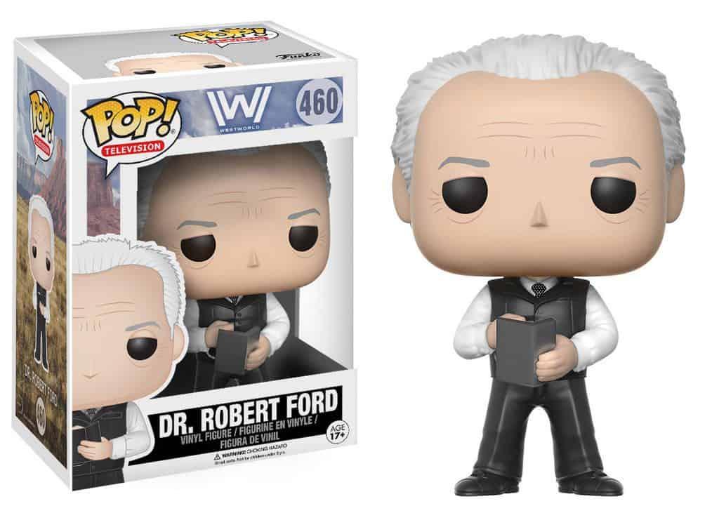 Funko POP! TV Westworld - Dr. Robert Ford Vinyl Figure 10cm