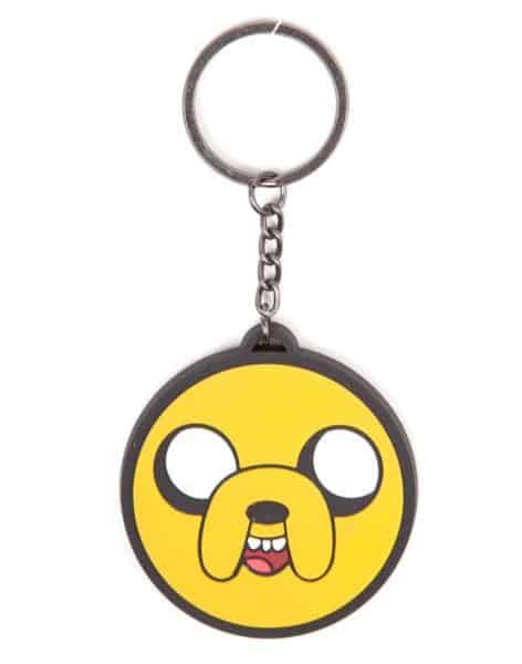 Adventure Time – Jake Rubber Keychain