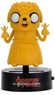 Adventure Time Jake Solar Powered Body Knocker 15cm Bobble Head