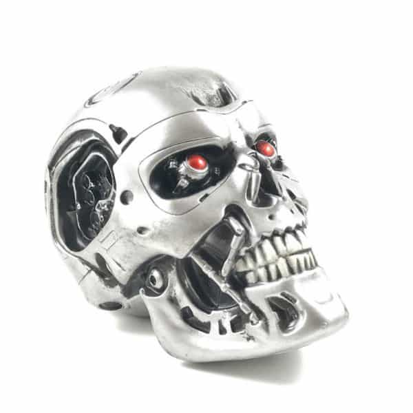 Terminator Genisys Replica 1/2 Endoskull LC Excl. 14 cm