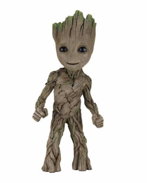Guardians Of The Galaxy vol. 2 - Groot Life-Sized Replica Action Figure (Foam/Latex) 76cm NECA